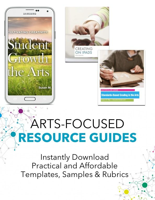 teacher resource | resource guide | teaching templates | arts resource | art resource | music resource