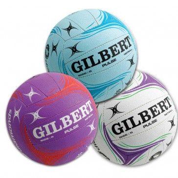 coloured netballs