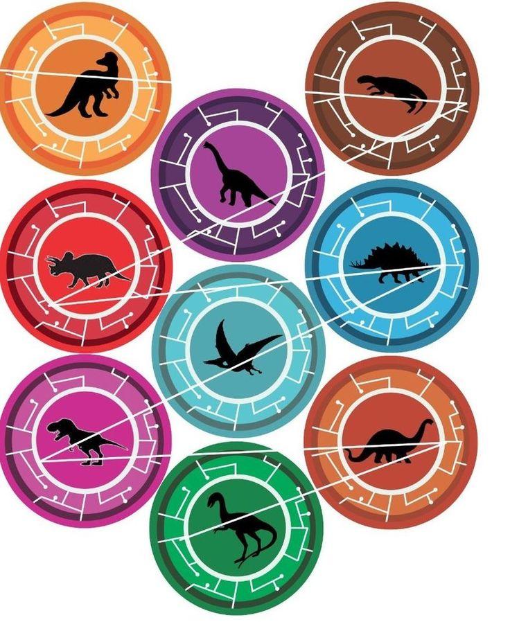 Wild Kratts Creature Power Discs