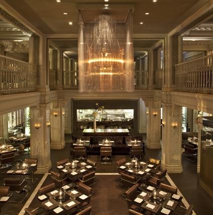 Midtown Atlanta Restaurants Georgian Terrace Hotel Livingston Restaurant Bar Pinterest And