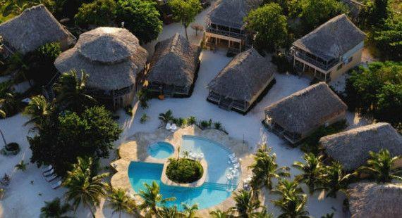 A ilha mais bonita do mundo #island #ilha #cayeambergris #viagem #resort #luxury #luxo #paraiso