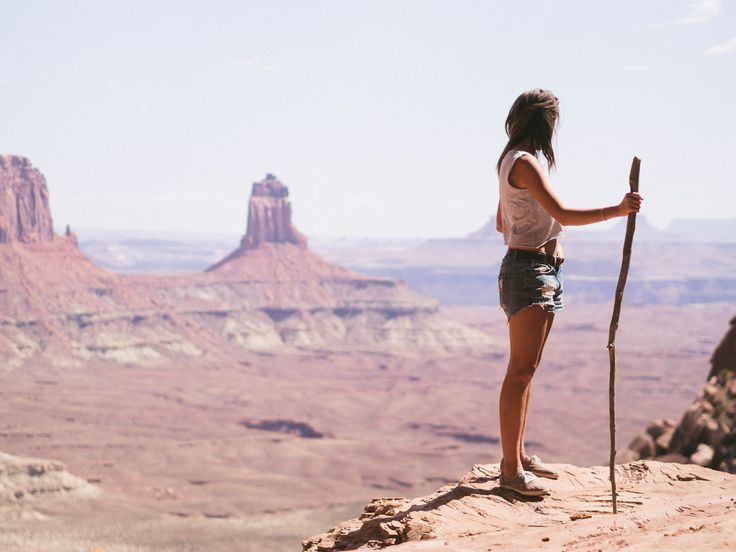 americayall:  Inside the False Kiva. Canyonlands National Park, Utah. www.americayall.com http://society6.com/AmericaYall