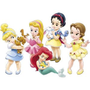 Find this Pin and more on disney. Disney Princess babies ...