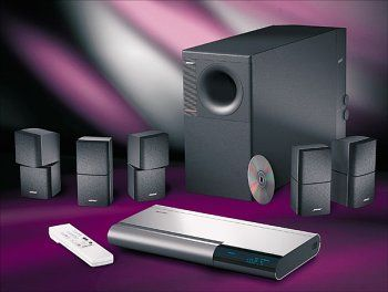 25 best home theater systems images on pinterest home movie bose lifestyle 25 series ii system black 120v list price 299999 buy used fandeluxe Gallery