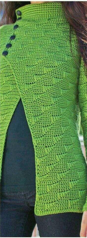 Crochet châle