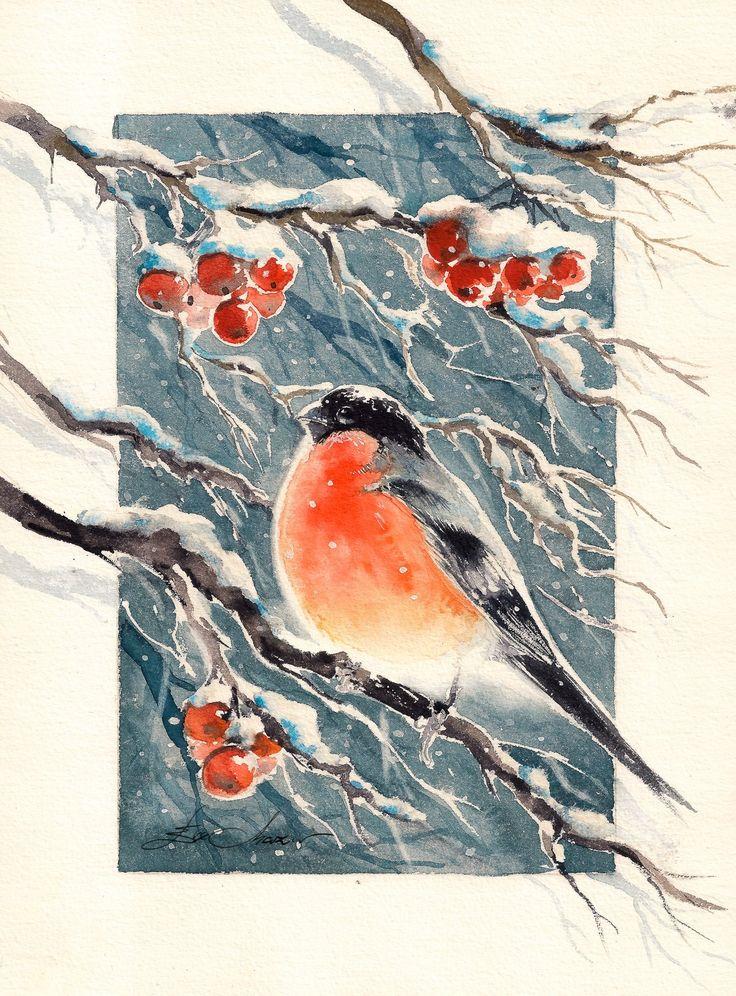 90 besten weihnachtskarten bilder auf pinterest for Weihnachtskarten pinterest