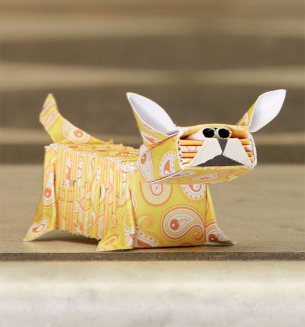 Isigami - Die neue Kunst des Papierfaltens
