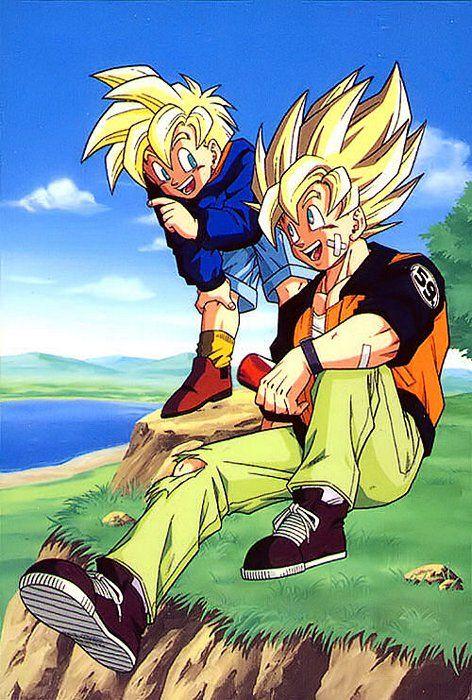 Son Goku And Vegeta Super Saiyan 4 Wallpaper