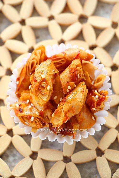Sweet Chilli Crisps~Popiah Gunting Bersira Pedas