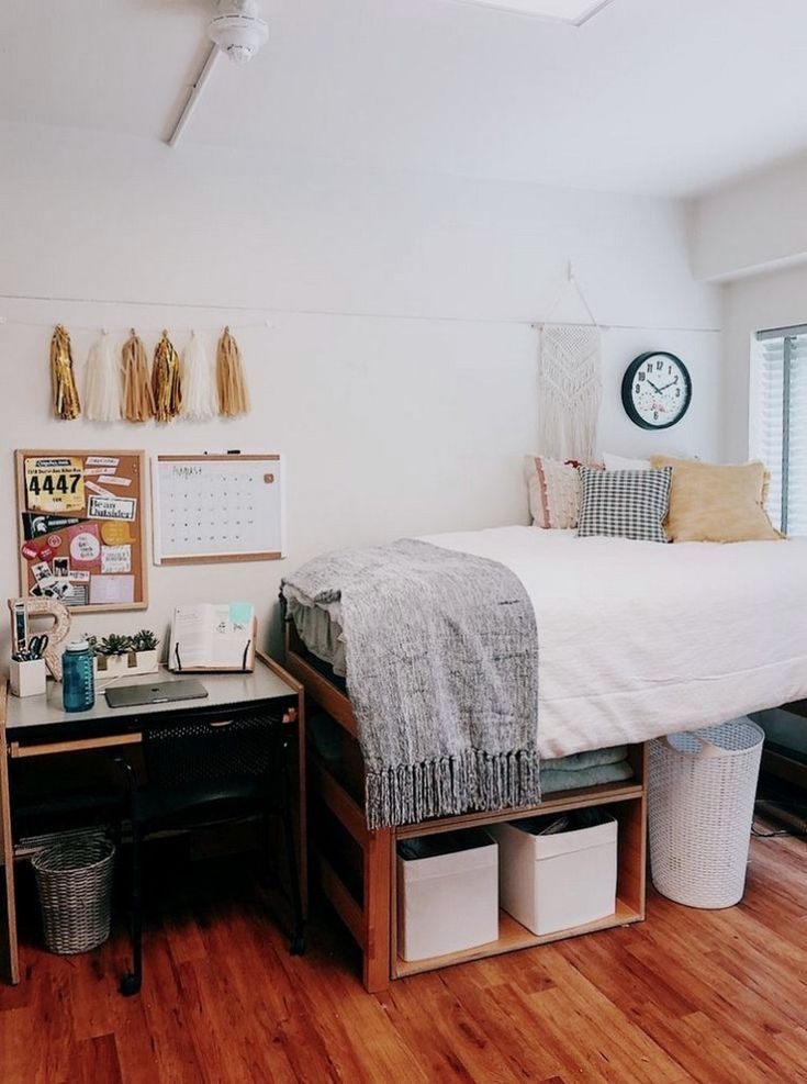 dorm room rug ideas on 18 How To Style Your Dorm So That It Doesn T Feel Like A Dorm Styledorm Styledormdecor Styl College Dorm Room Decor College Bedroom Decor Dorm Room Designs