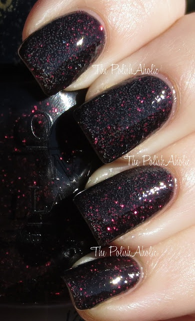 OPI Stay The Night | Liquid Sand | #EssentialBeautySwatches | BeautyBay.com