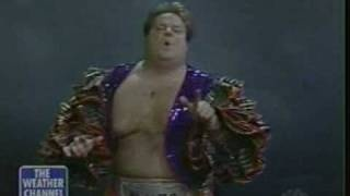 Chris Farley as El Niño