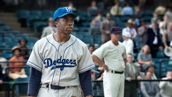 New Jackie Robinson Movie Probably Has Scene Where People Yell Things And He's Upset And Wants To Fight Back But Doesn't | Full report at theonion.com