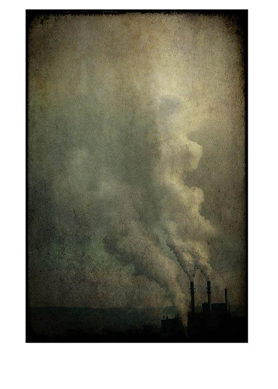 industrial fine art photography pollution by judeMcConkeyPhotos
