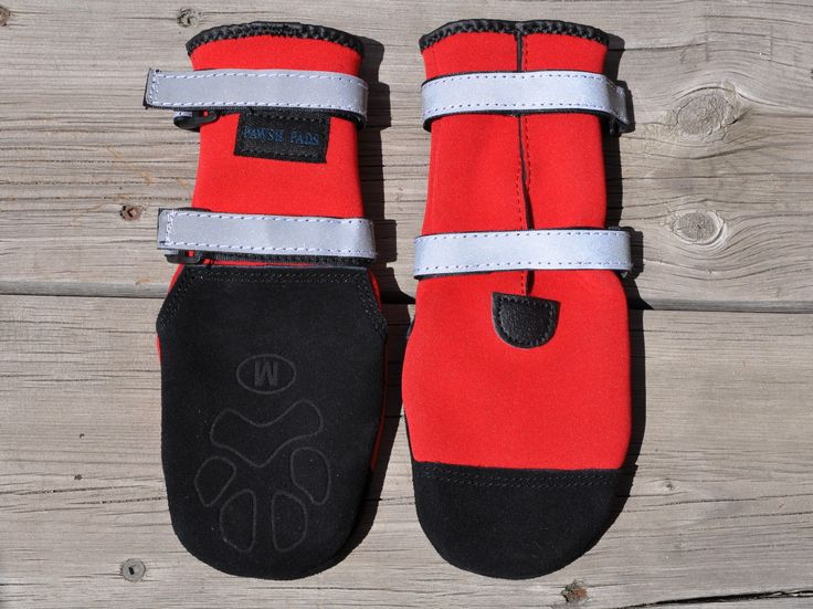 PAWSH PADS - Dog Boots that are easy to get on!