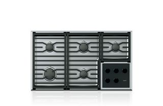"""36"""" Gas Cooktop - 5 Burners 