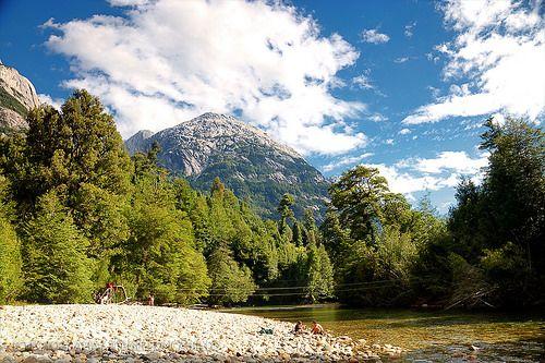 Rio Cochamo - Valle de Cochamo (Patagonia - Chile)
