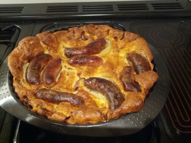 Bbc Food Toad In The Hole James Martin