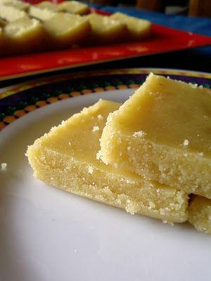 Mysore Pak  Indian Sweet