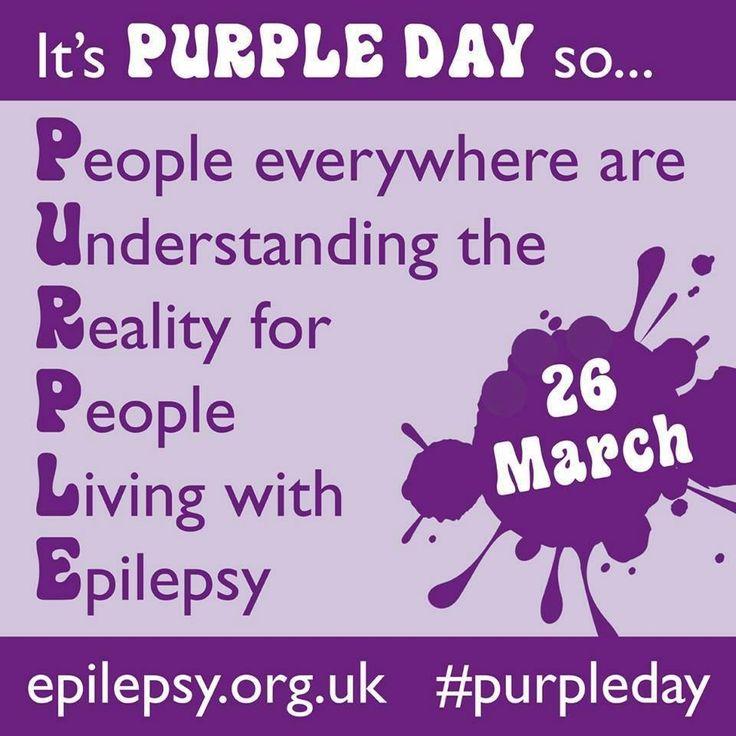 EPILEPSY Awareness! CURE 4EPILEPSY!