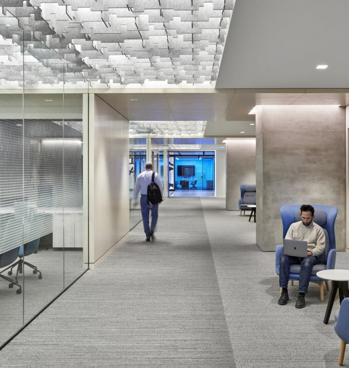 Office tour mcdonald s headquarters chicago db - Commercial interior design chicago ...