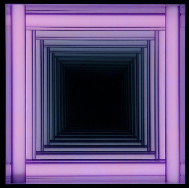Chul-Hyun Ahn, 'Infinite Purple,' 2011, C. Grimaldis Gallery