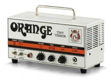 Orange Tiny Terror #Thomann