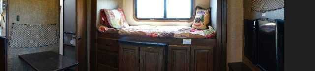 2014 Used Heartland Gateway 3650BH Fifth Wheel in Colorado CO.Recreational Vehicle, rv, 2014 Heartland Gateway 3650BH, Near NEW condition! Excellent and best selling bunkhouse on the market and hard to find in Colorado. Loaded with all the options! We had to purchase ours out of state and paid shipping charges to get it here. Beautiful leather and granite interior. King Size Master Suite with full bath, Bunkhouse has two bunkbeds and a comfortable leather sleeper sofa and private bath…