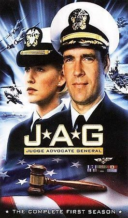 Like a small-screen version of A FEW GOOD MEN, the television series JAG delves into the world of military justice with a stirring blend of action and drama. Created by TV stalwart Donald Bellisario (