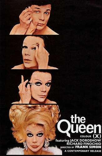The Queen #movie #poster 1968