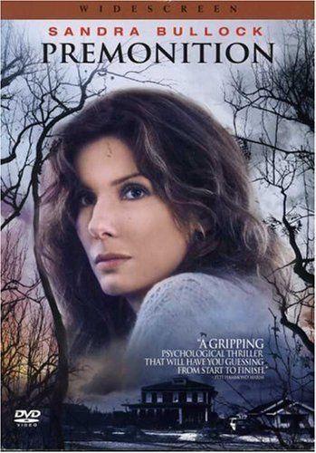 Premonition  DVD Sandra Bullock, Julian McMahon, Amber Valletta, Shyann McClure,