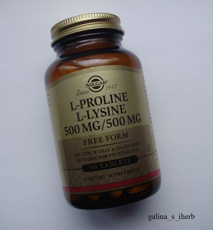 Solgar, Л-Пролин -Л-лизин, свободная форма, 500mg-500 mg 90 таблеток http://galina-s-iherb.livejournal.com/14627.html http://ru.iherb.com/Solgar-L-Proline-L-Lysine-Free-Form-500mg-500-mg-90-Tablets/8966?rcode=KBJ369