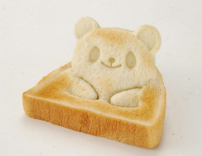 Pop-up panda bear toast, how did we ever live without it?! » Lost At E Minor: For creative people