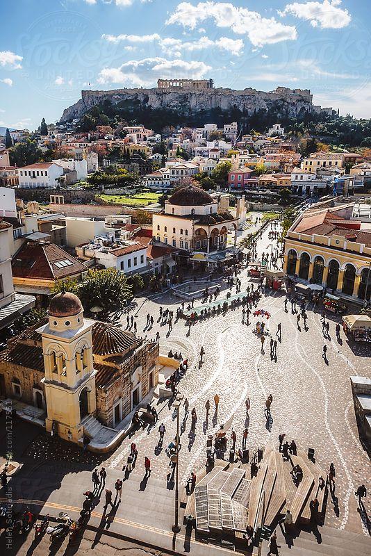 GREECE CHANNEL | Athens Acropolis, Plaka and Monastiraki by Helen Sotiriadis