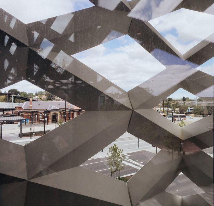 https://flic.kr/p/E9pPe1 | Ringwood Town Square at Eastland Shopping Centre and Realm (Library and Public Spaces)