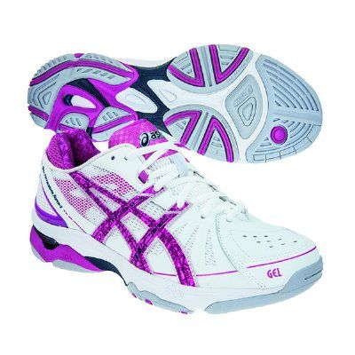 Asics netburner super 4 some of the best pair of netball trainers ever!