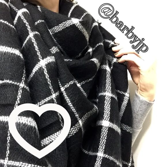 ⭐️SALE⭐️ Tartan Blanket Scarf New beautiful tartan blanket scarf! Super soft, 100% acrylic, 55 x 55 inches! Bundle with one of my other blanket scarves for a 10% discount! Comes new in retail plastic packaging! Accessories Scarves & Wraps