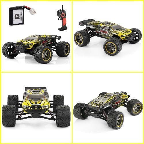 2WD 1/12 Scale Electric RC Off Road Monster Truck 2.4GHz High Speed Waterproof #GPTOYS