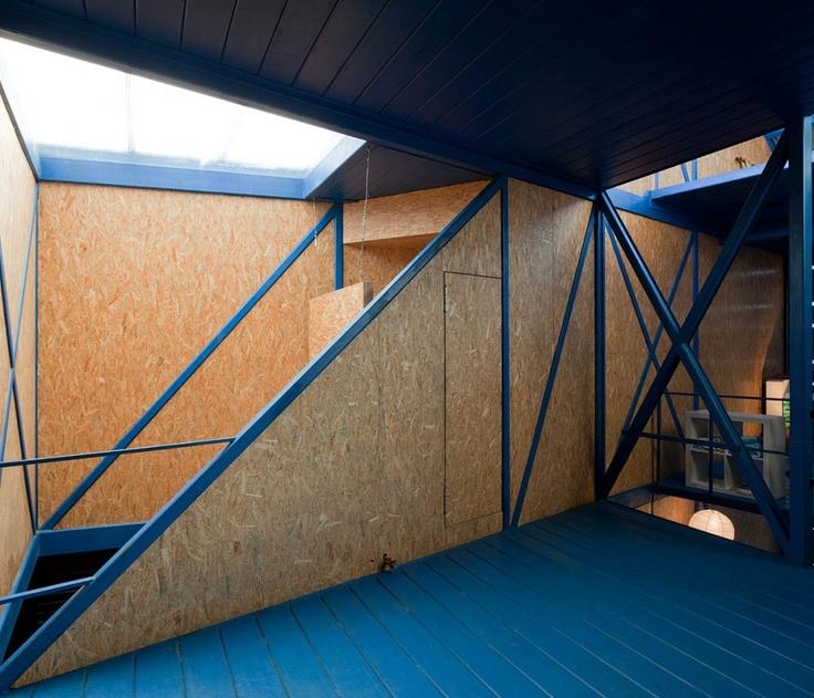 Tsm3 Unstable House / Carlos Arroyo Arquitectos