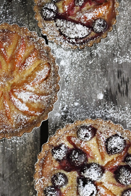 Stone Fruit Pies -  these look amazing
