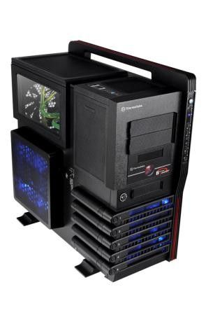 TORRE THERMALTAKE LEVEL 10 GT LCS NEGRO ACRÍLICO LATERAL MICRO ATX STANDARD ATX EXTENDED ATX #specialtech