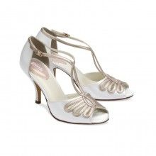 Paradox Pink Scent Wedding Shoes - The Wedding Boutique