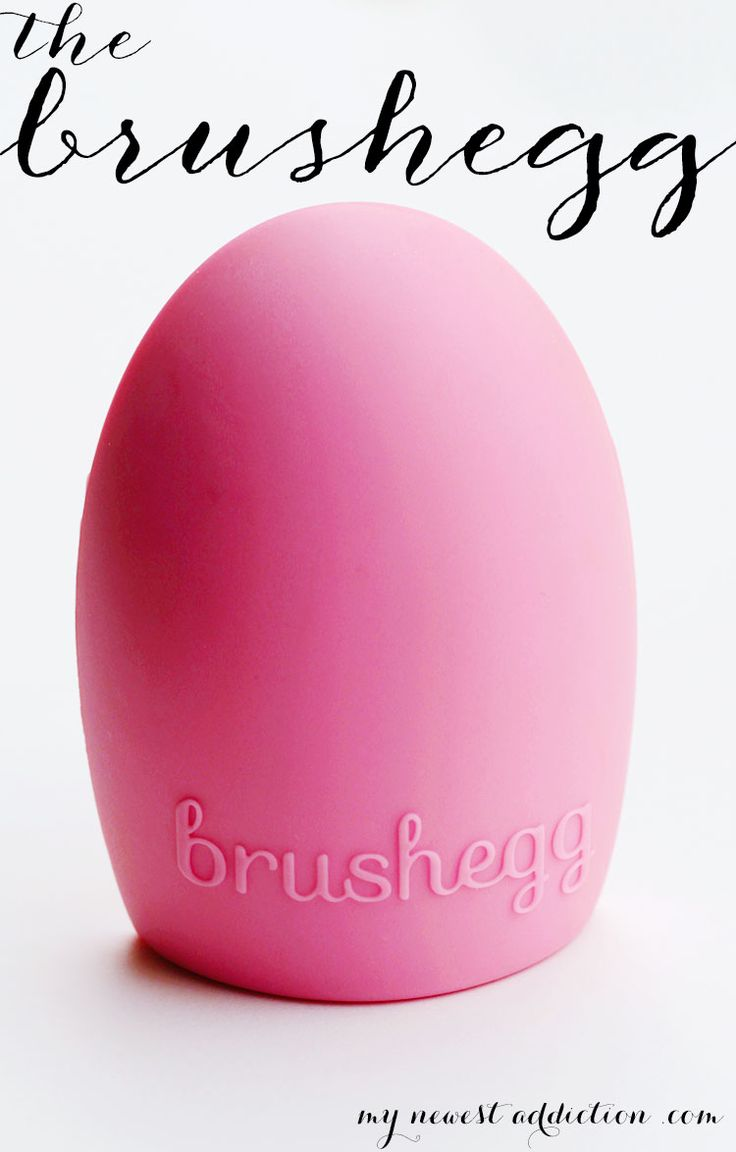 How I Clean My Brushes with the Brushegg - My Newest Addiction Beauty Blog