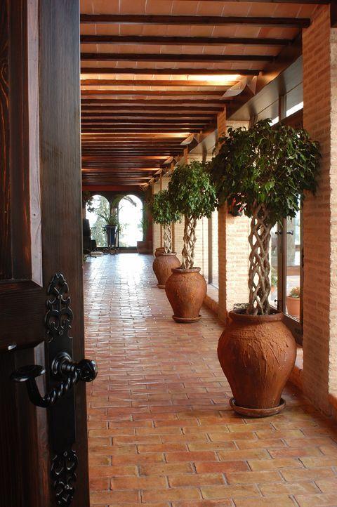 Baldosas de Barro Manual :: PAVIMENTOS DE BARRO MANUAL :: Ateret Cerámicas. Fabricación de cerámica artesanal