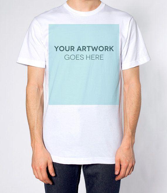 Custom T-Shirt Printing  No Minimum Order by CustomPrinted on Etsy