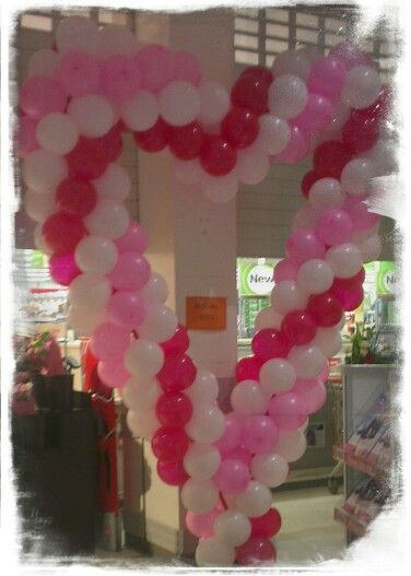 Balloon Arch for Mothers Day #balloonarch