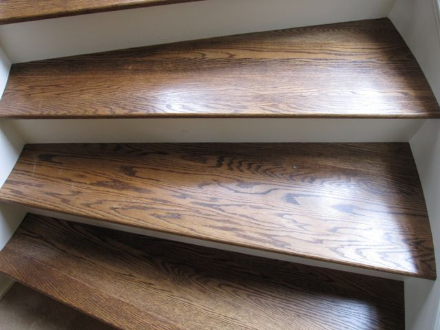 Just the right medium brown for classic floors