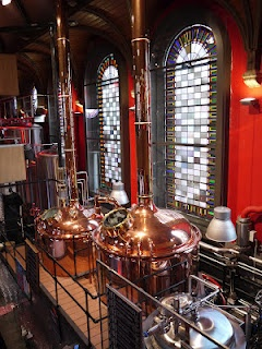 A brewery inside a church???? this is the Jopenkerk! check the details on www.appetitvoyage.com