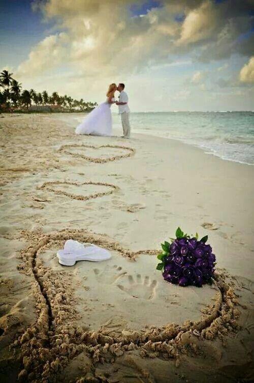Beach Wedding Ideas - Great for Beach wedding.
