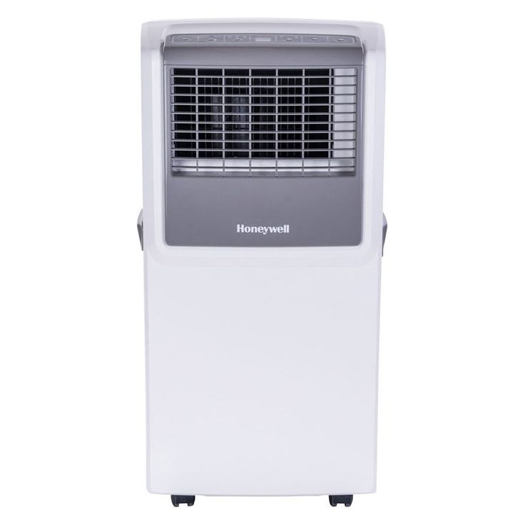 Honeywell MP08CESWW 8000 BTU Front Grille Body Portable Air Conditioner - MP08CESWW